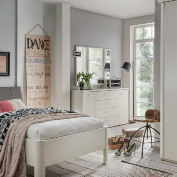 Bern Combination Dresser