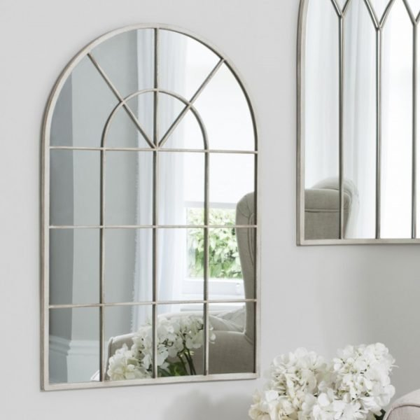 kelford wall mirror rectangle round